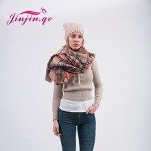 ZA Мода зима кашемировый шарф женские банданы платки и шарфы echarpes Платки пашмины и обертывания Перевозка груза падения