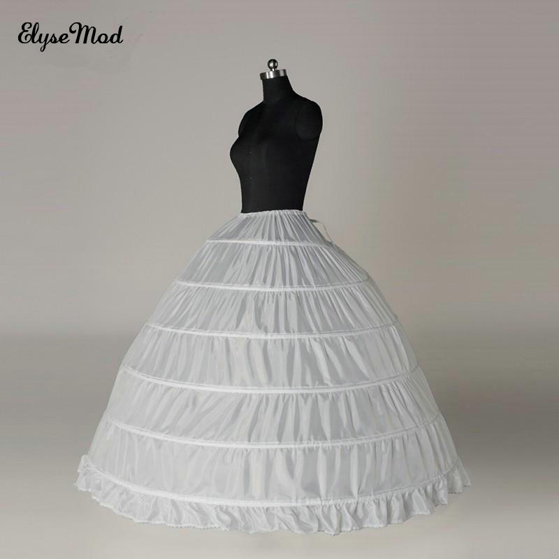 Sexy Gathered Romantic Wedding Petticoats For Wedding Dress Crinoline Underskirt For Ball Gown Anagua Jupon