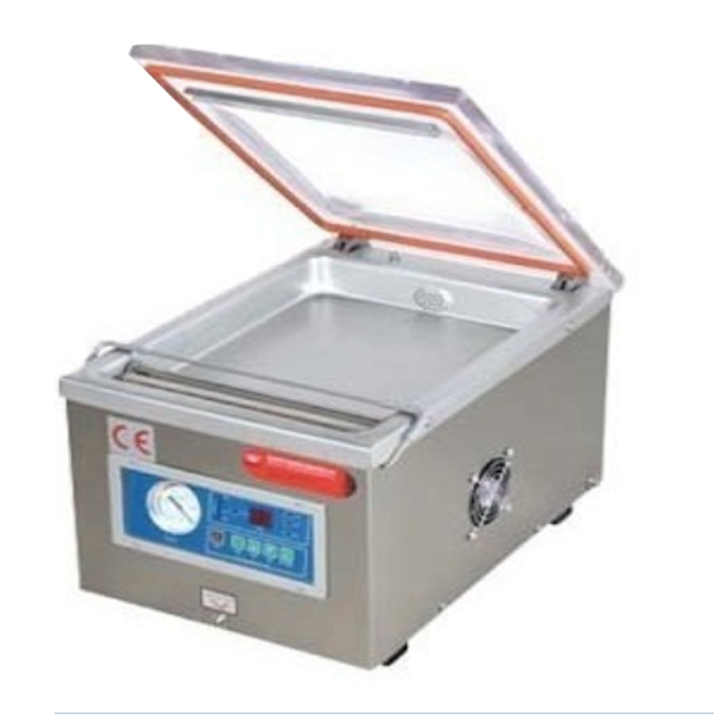 1PCS electronic equipment Vacuum sealer aluminum bags shrinking sealing machinery DZ-260 plastic package food,document,medical цены