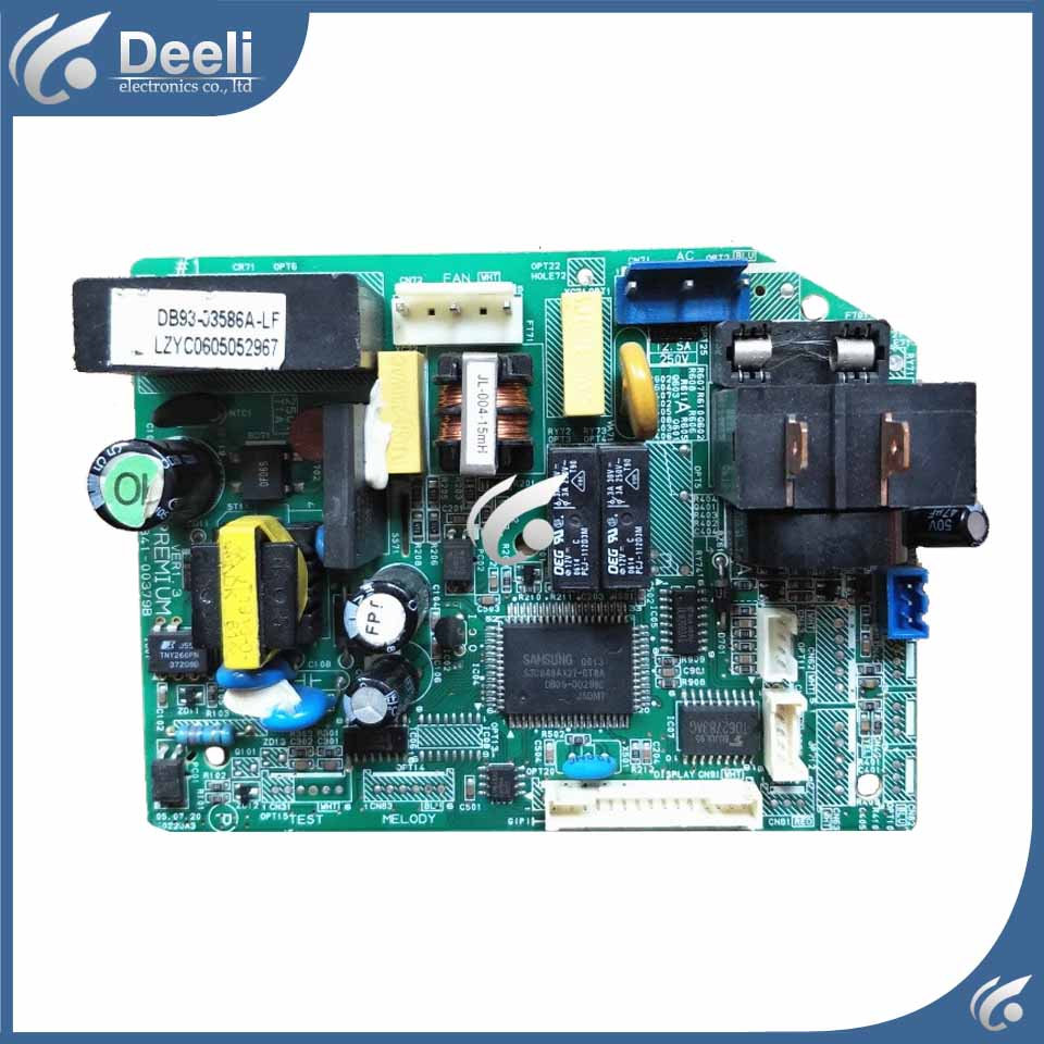 95% NEW for air conditioner computer board DB93-03586A-LF DB41-00379B motherboard on sale