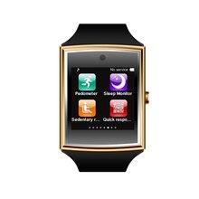 Lg518 smart watch 3dพื้นผิวโค้งipsสูงbluetooth3.0 nfcสนับสนุนซิมการ์ดtf pedometerการนอนหลับการตรวจสอบสมาร์ทกันน้ำ