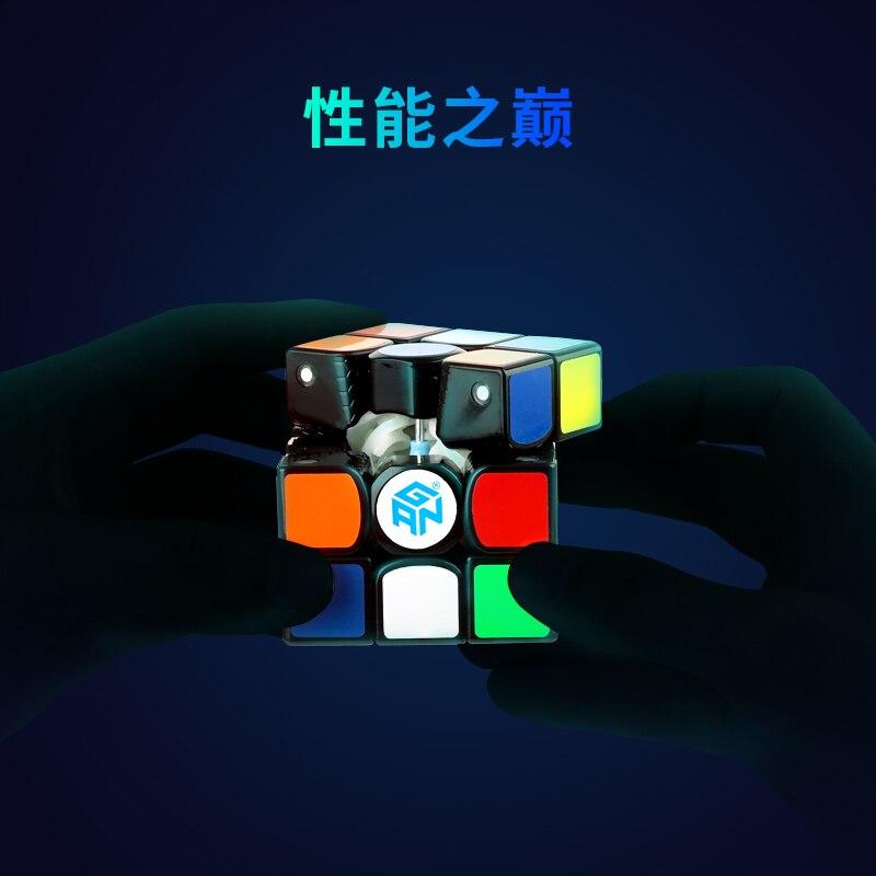 GAN 356X3x3x3 Cube magique IPGv5/numérique IPG 3x3 magnétique 356X M professionnel néo vitesse Cube Puzzle Antistress Fidget jouets - 5