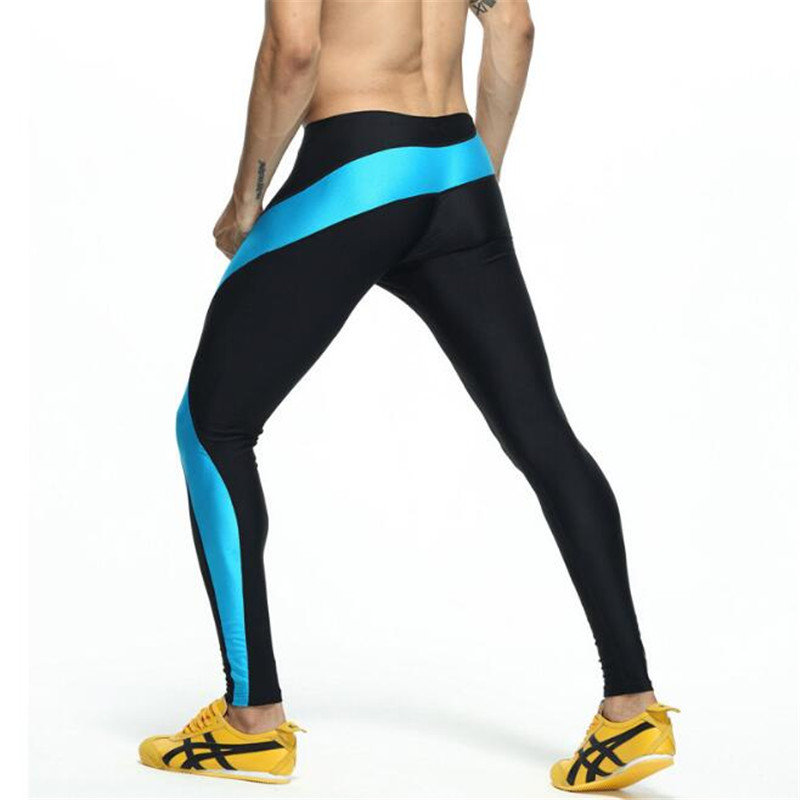 High Quality Men's Pants,Sexy Tight Low Waist Long Pants,Men's Legging Pant