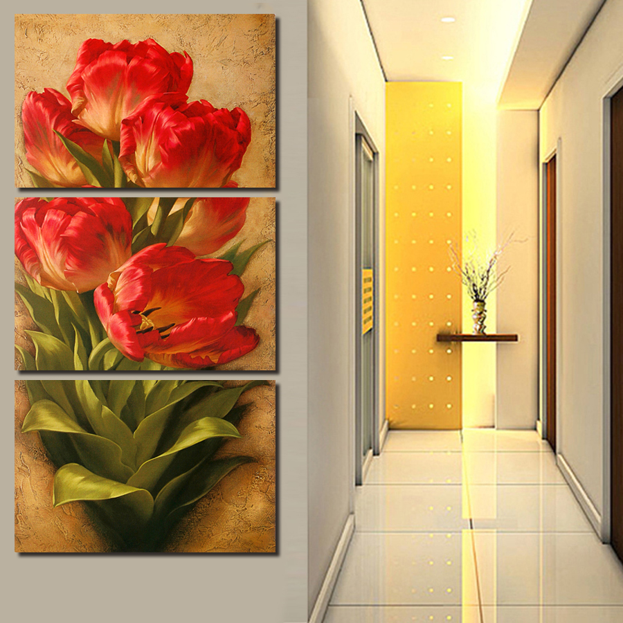 Living Room Canvas Paintings Popular Wall Art Modern Buy Cheap Wall Art Modern Lots From China