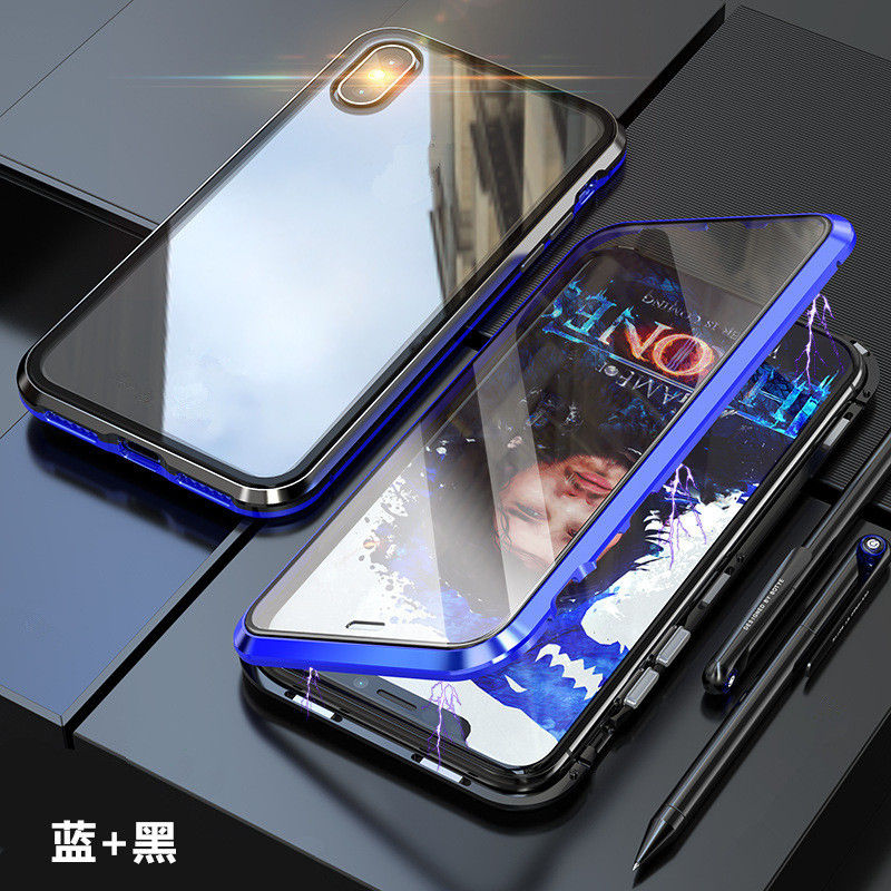 funda iphone x doble cara