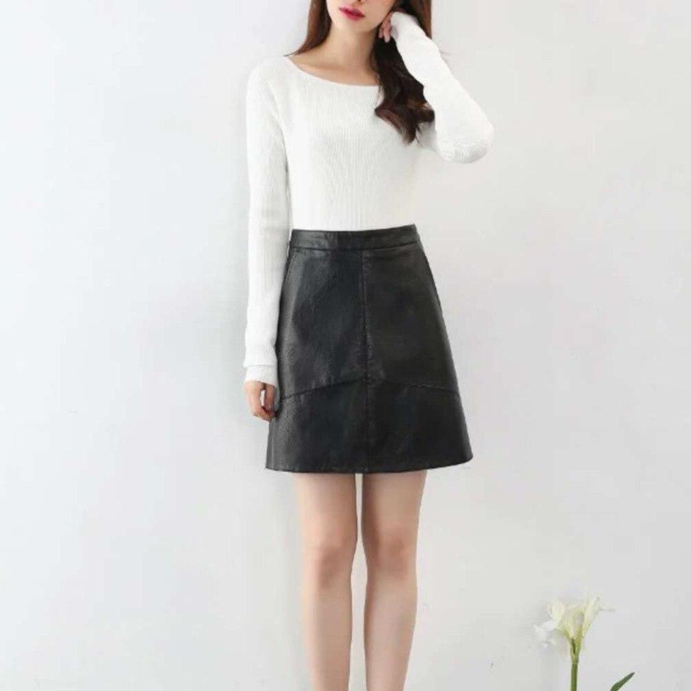 Designer Leather Skirts Promocja-Sklep dla promocyjnych Designer ...