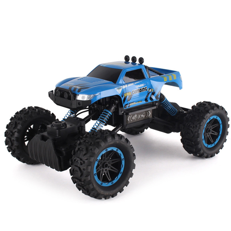 1:14 Remote Control Car RC Car 4WD 2.4Ghz Rock Crawler Remote Control Toys Machines On The Radio Control Toys For Children Gifts