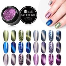 Mtssii 5ML Magnetic 5D Cat Eye UV Gel Nail Polish Magnet Las