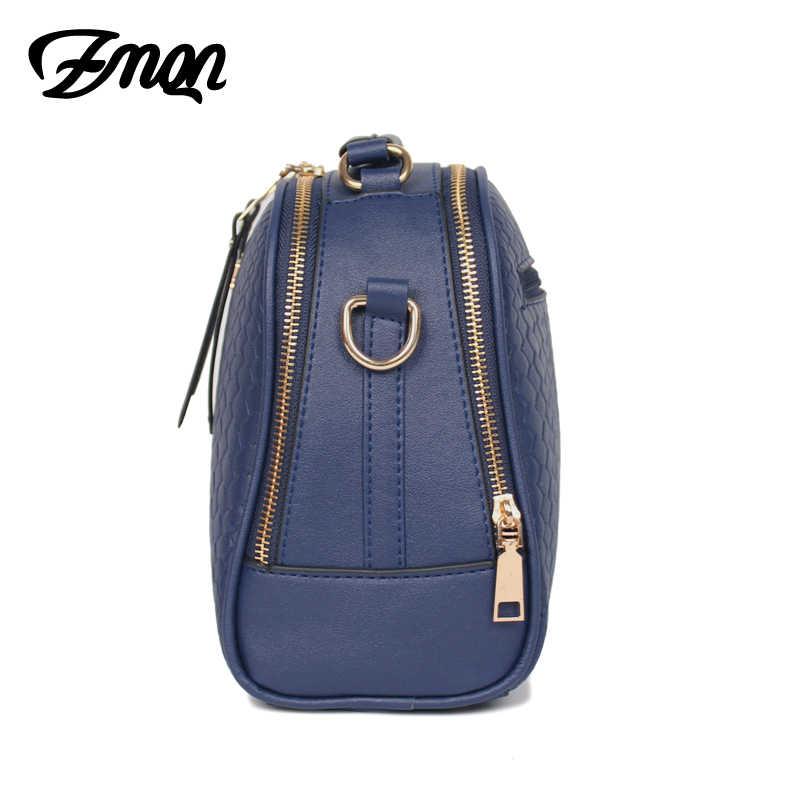 c4bb9f0dd811 ... ZMQN сумки через плечо для женщин 2018 сумка небольшой лоскут PU  кожаные сумочки дешевые женские сумки ...