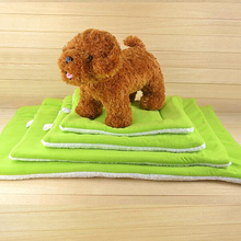 Soft Small Medium Large Cat Dog Pet Mat Blanket House Cozy Sleep Warm Bed Padding Cushion