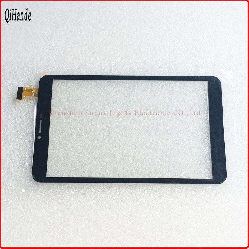 New Touch screen For 8 VIVAX TPC-804 3G Tablet Touch panel MID Touch Sensor Lens Replacement new tpc 120h ecme touch screen