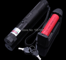 Cost Price 100000mw/100w 532nm High Powered Green Laser Pointer SDLaser 303 2in1 Burning Match,Burn Cigarette+Charger+Gift Box