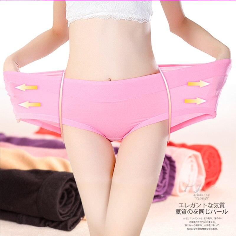 Sexy Women Thong Seamless Underpants underwear briefs ...