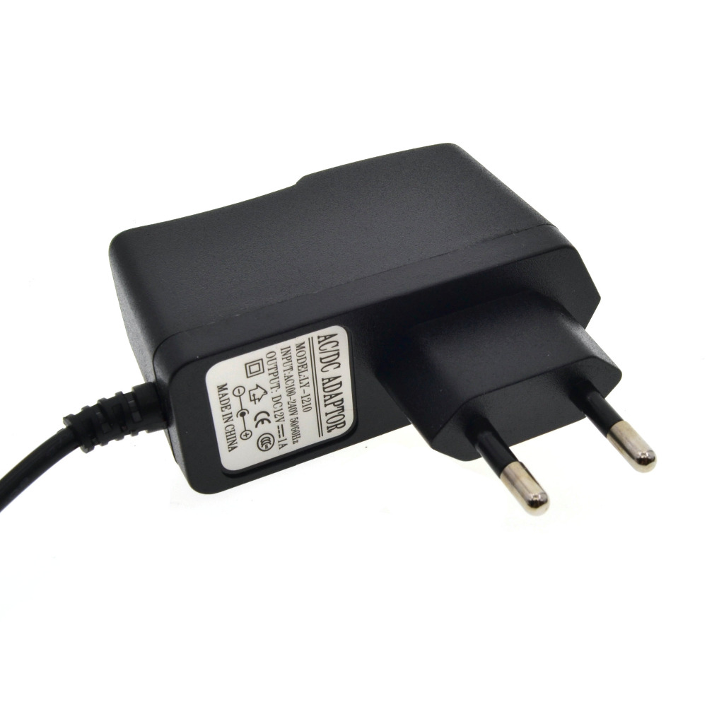 12V 1A 1 50M EL wire lighting transformer neon lights driver power ...
