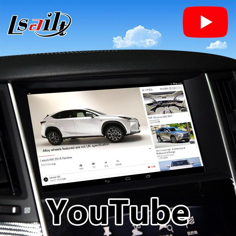Using Waze In Lexus