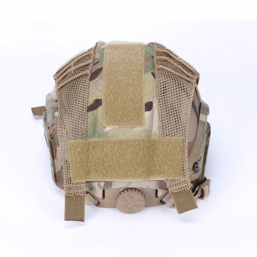 Image 5 - FMA Hunting Tactical Combat Paintball  Helmet Cover Durable Light Weight Half Covered Helmet Cloth Hunting Accessories-in Hunting Gun Accessories from Sports & Entertainment
