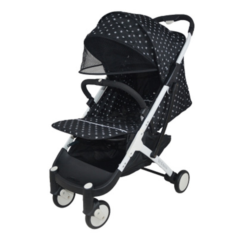 2018 hot baby stroller ultra-lightweight baby strollers lightweight strollers aiqi ultra light white frame good quality baby stroller baby umbrellacar boarding stroller accessories