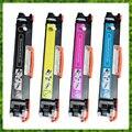 Compatível color toner cf350a cf351a cf352a cf353a cartucho para hp color laserjet pro mfp m177 m176 m176n m177fw 130a