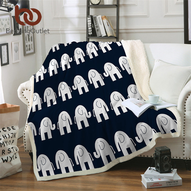 BeddingOutlet Super Soft Cozy Velvet Plush Throw Blanket Cute Interesting Cute Fleece Throw Blankets