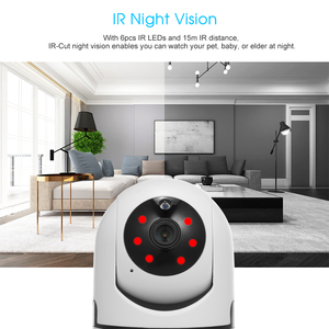 Image 4 - Baby Monitor 1080P WiFi Camera Wireless IP Camera Motion Detection  2 way Audio Night Vision TF Card Cloud Storage Home Security