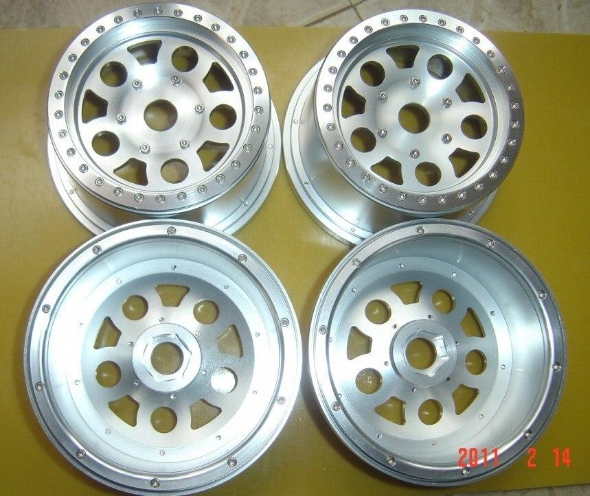 alloy wheel set fit baja 5b free shipping.
