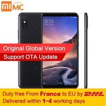 Küresel Sürüm Xiao mi mi Max 3 4 GB 64 GB Smartphone 6.9