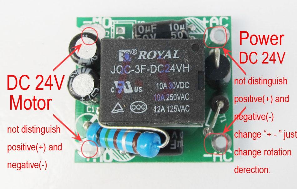 DC 24V MAX. Current 1A 1.3A 1.5A Circuit Breakers fuse Overcurrent ...