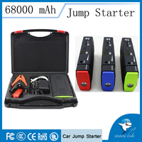 Hot Selling Portable Battery Jump Starter External Power Bank Battery Charger For IPad Phone Car Start