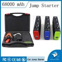 Hot Selling Portable Battery Jump Starter External Power Bank Battery Charger For IPad Phone Car Start