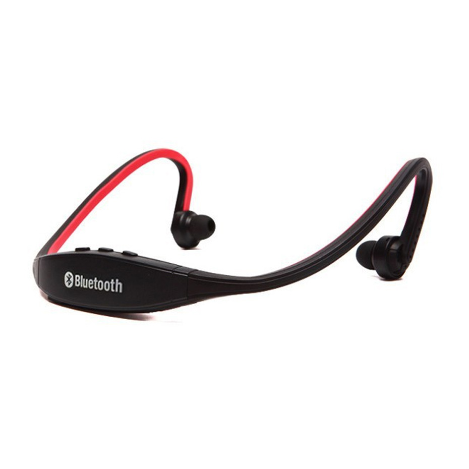 Hot Sell Wireless Bluetooth Sports Earphone Stereo Headphones Headset Headphone With Mic Microphone for Mobile Phone magift bluetooth headphones wireless wired headset with microphone for sports mobile phone laptop free russia local delivery hot