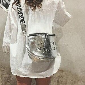Image 2 - 11,11 bolsos de lujo Bolsos De Mujer bolsos de diseño para mujer bolsos de mensajero con correa de letra bolso de hombro para mujer W604