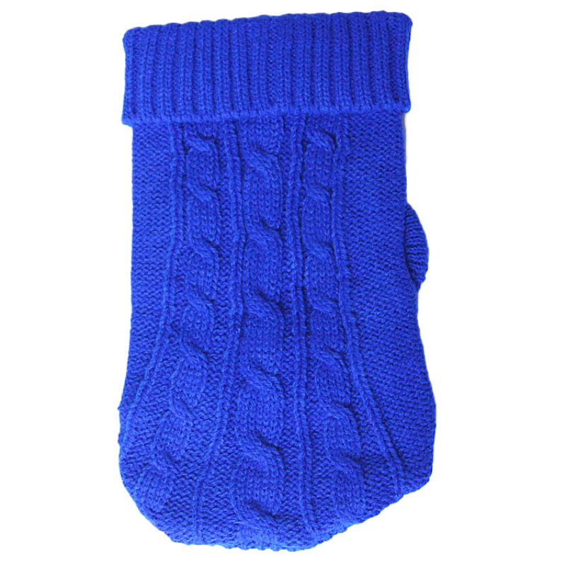 Small Dog Cats Clothes Pet Winter Sweater Knitwear Puppy Warm Clothing Apparel Coat AA