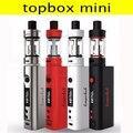 Original kangertech topbox mini Starter Kit vape com topbox mini Atomizador Cigarro Eletrônico de Controle de Temperatura