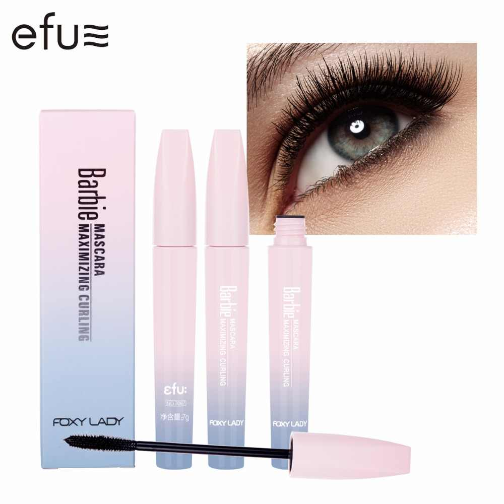abae4616888 Detail Feedback Questions about High Quality Waterproof Black Mascara Long  lasting Lengthening Cosmetic 7g Eyes Makeup Brand EFU #7097 on Aliexpress.com  ...