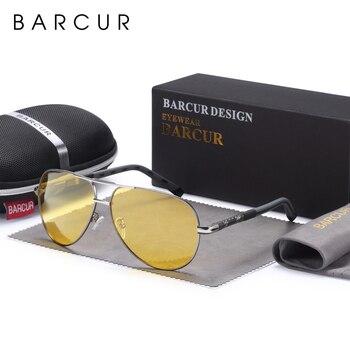Barcur Night Vision Sunglasses