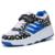 1 o 2 Ruedas de Rodillos Zapatillas Niños Niñas niños Moda niños Adultos Zapatos Del Patín De Ruedas Zapatos Patins EU28-43 Infantil De varilla