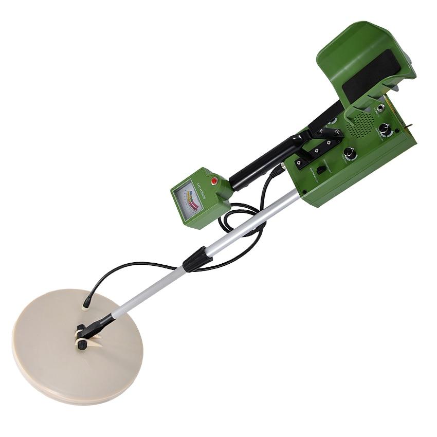 MD88 požeminis metalo detektorius / grynuolių ieškiklis / aukso detektorius / lobių ieškotojas (5 m gylis aptinkamas)