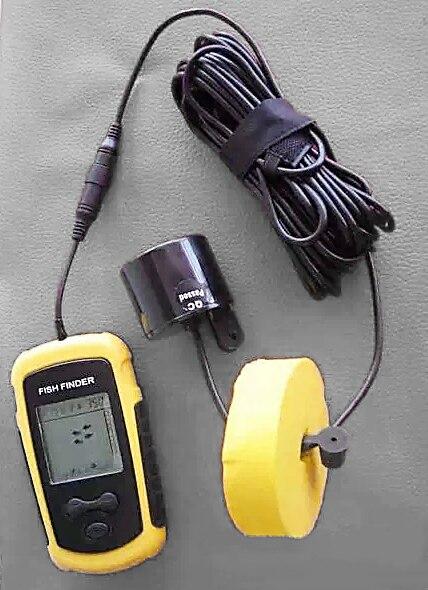 aliexpress : buy portable fish finder depth sonar sounder, Fish Finder