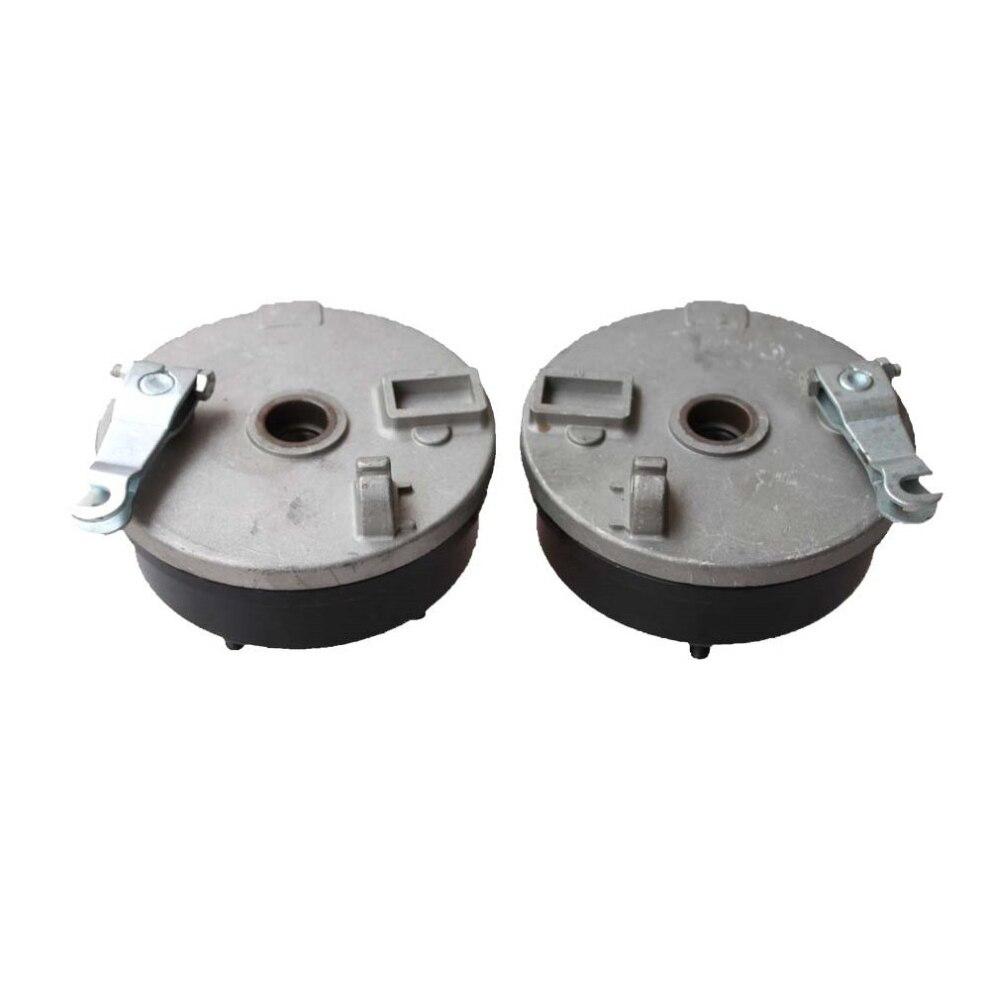 GOOFIT Left & Right Drum Brake Assy for 110cc ATV C029-035 goofit right upper disc brake pump for 50cc 250cc atv