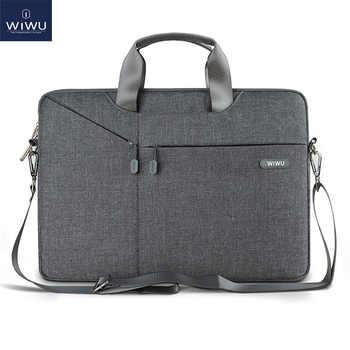 WiWU Laptop Bag 17.3 15.6 15.4 14.1 13.3 Waterproof Laptop Bag 15.6 for MacBook Air 13 Case Notebook Bag for MacBook Pro 13 Case - DISCOUNT ITEM  33% OFF All Category