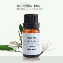 Wholesale 10ml 100% Pure & Natural Michelia Alba Flower Oil / Magnolia