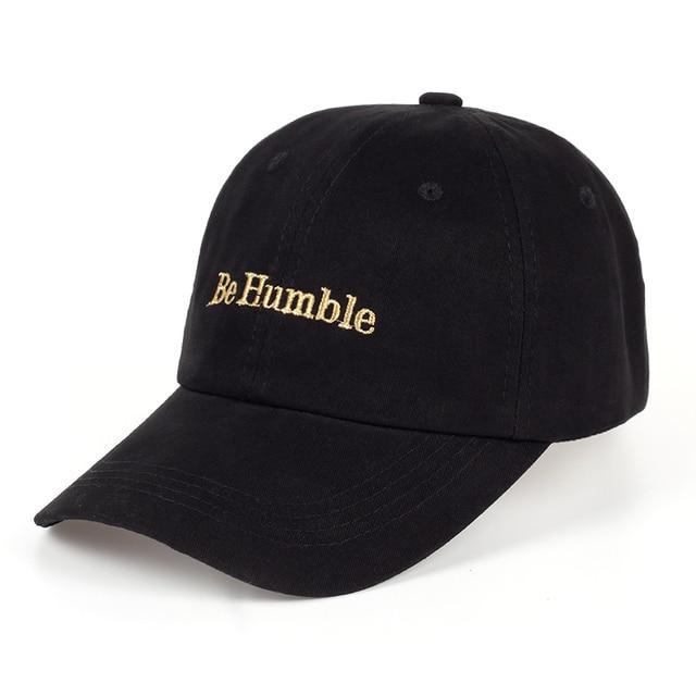 077dfee8fac 2017 new Baseball cap be humble skateboard brand snapback golf hats for men  women hip hop