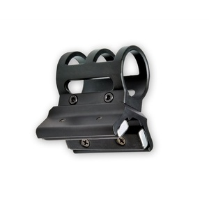 "Image 3 - Strong Magnetic X Weapon Mount for 30mm or 1"" Flashlights Torch Bracket Scope Gun Mount HuntingAccessory"