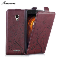 Leather Case For Alcatel 5022D Vertical Case For Alcatel One Touch Pop Star 3G OT 5022