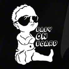 Baby On Board Car Sticker Window Styling Exterior Lovely Funny Jdm For Bumper Cute Decal