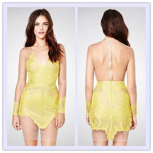 For Love & Lemons Dress Short Party Cocktail Prom Dresses 2015 New ...