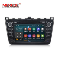 Android 8.1 8 2din Car Radio player For Mazda 6 Ruiyi 2008 2009 2010 2011 2012 WIFI GPS DVD Player Multimedia support bose AMP