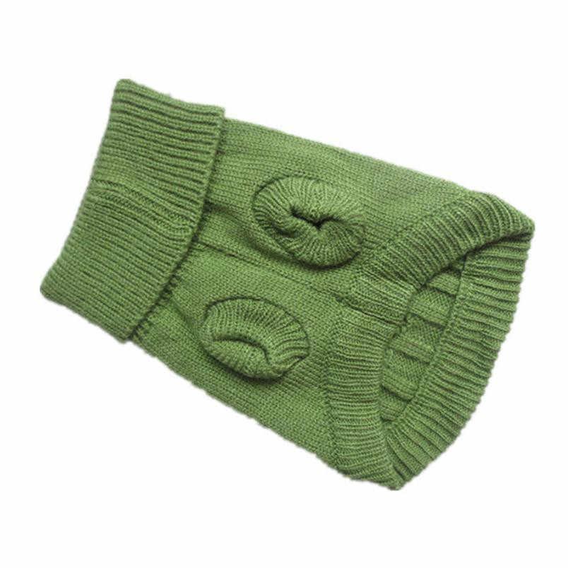 Одежда для щенка свитер костюм теплое пальто Одежда для собак для маленьких собак Зимний теплый свитер пальто для собак свитер с капюшоном hondenkleding