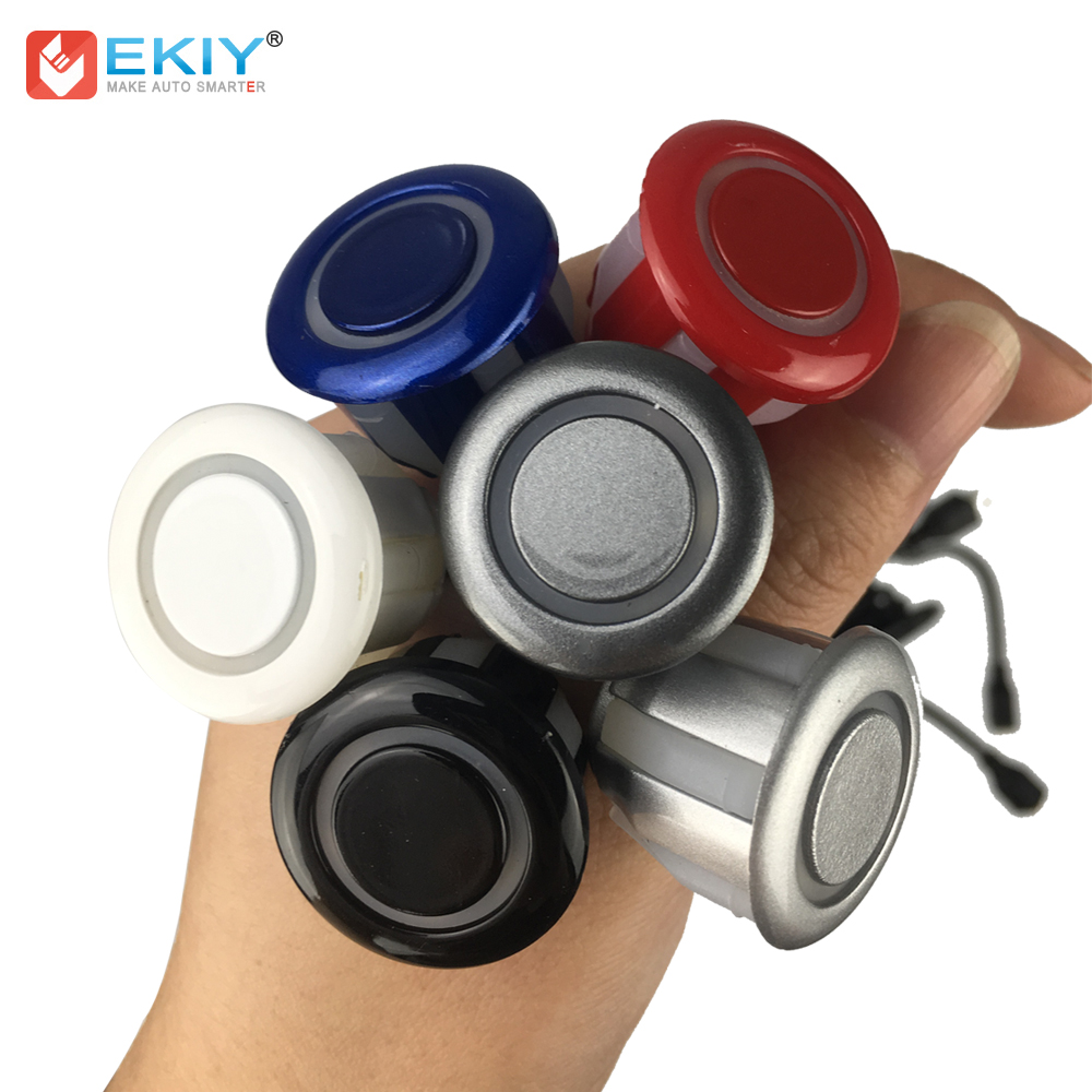 EKIY Parking Monitor System Car Parking Sensor Car Reverse Ultrasonic Radar Detector System Car Reverse Assistance Backup System