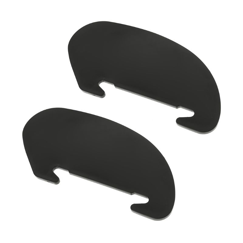 2pcs Surfboard Fins Buckle Type Canoe Paddle Board